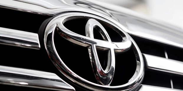 Toyota отзовет свыше 3 тыс. машин