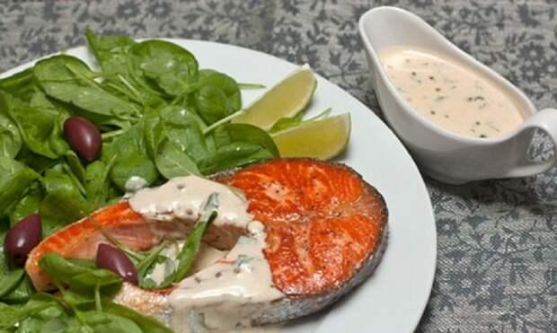 Соусы для рыбы и морепродуктов: на любой вкус