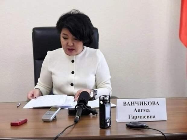 Вице-премьера Ванчикову хотят назначить на должность главы Минздрава Забайкалья