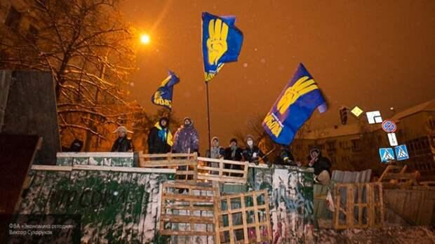 Вассерман объяснил, как «киевские террористы» сохраняют Украину от развала