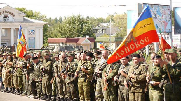Казаки Луганщины напоминают миру о преступлениях украинского режима