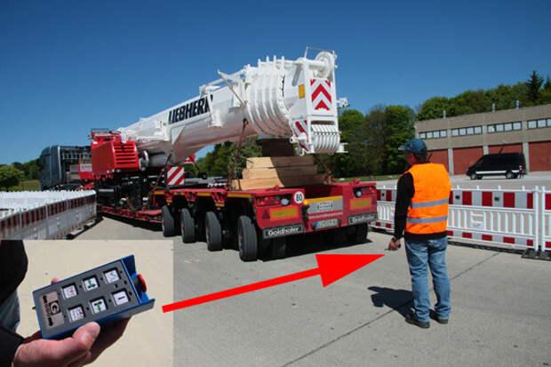 На дороге - 250 тонн Дальнобой, авто, грузовики, перевозки груза, экзотика