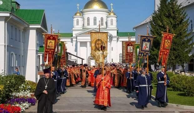 Крестный ход «Зажизнь итрезвую Россию» состоится вНижнем Новгороде 11сентября