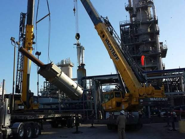 Котировки нефти Brent и WTI растут при поддержке данных из Китая