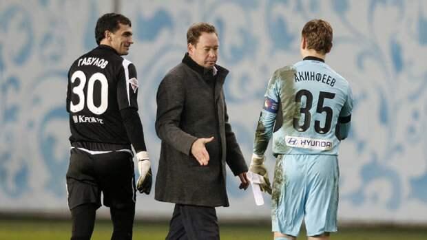 Владимир Габулов: Не думаю, что Акинфеев закончит карьеру в следующем сезоне