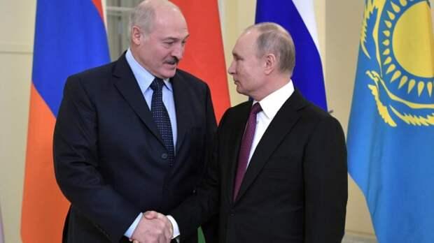 «Союз России и Белоруссии состоялся»: Лукашенко изменил свою позицию после переговоров с Путиным