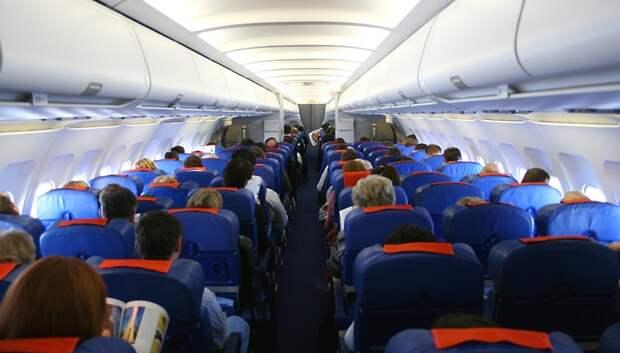 Более 40 рейсов отменили и задержали в столичных аэропортах