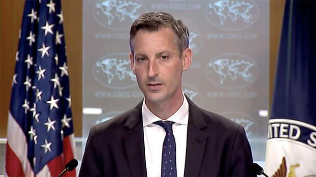 Госдеп США раскрыл новые темы встречи Путина и Байдена