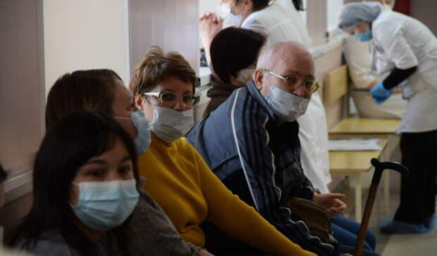 Заминувшие сутки коронавирус выявили лишь в15 районах Волгоградской области