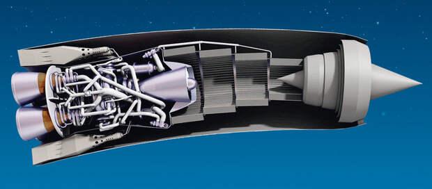Двигатель для космолета: на чём люди полетят в дальний космос
