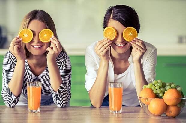 Молодильные томаты и мандарины: семь продуктов для поддержания молодости