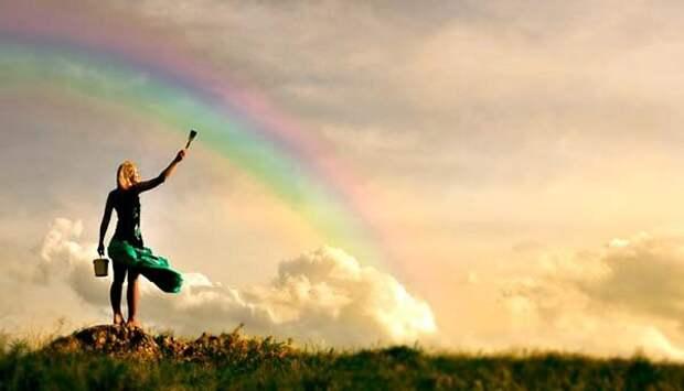 Мечты заряжают нас энергией