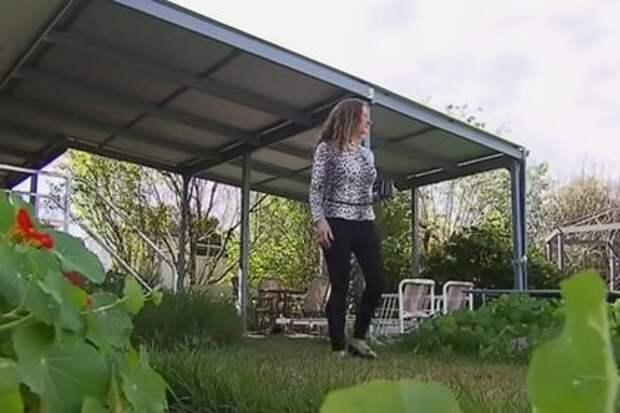 1. Кадр: Nine News Perth / YouTube