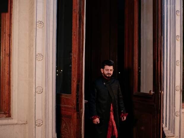 Михаил Галустян перевоплотится в Графа «Дракулова»