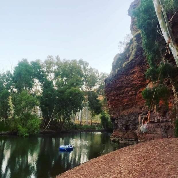 Австралийский город-призрак, в котором не рекомендуется... дышать