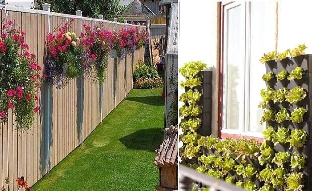 Обязательно украшайте забор и стены домика.
