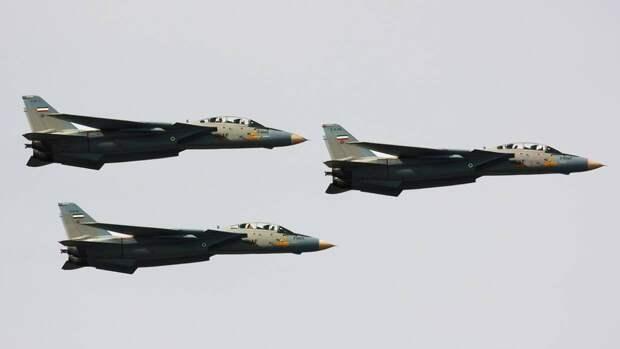 В Иране заявили о начале масштабных маневров ВВС вслед за учениями ПВО