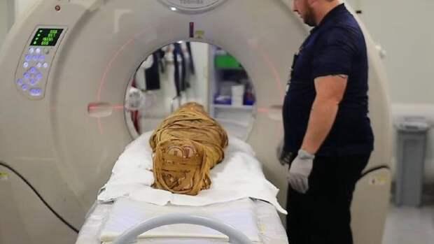 Врачи диагностировали у мумии рак — через 2 тысячи лет после смерти в мире, видео, интересно, мумия, наука, открытие, рак, ученные