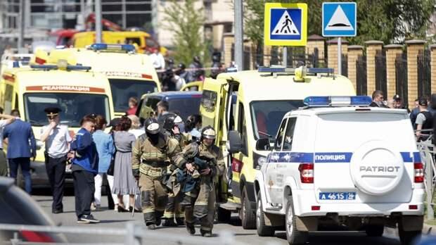 Названо имя второй погибшей при стрельбе в казанской школе учительницы