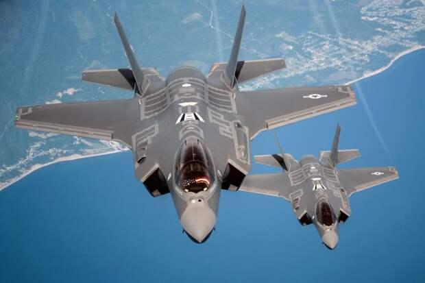 F-35 подготовили к удару по C-400