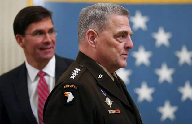 Китай, Россия и риск войны: беседа с генералом Марком Милли
