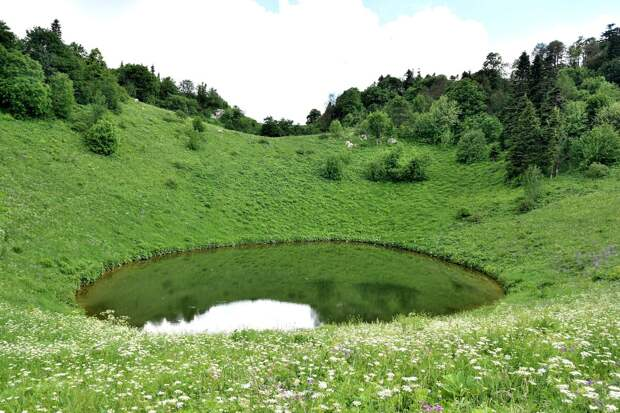 Озеро Чеше