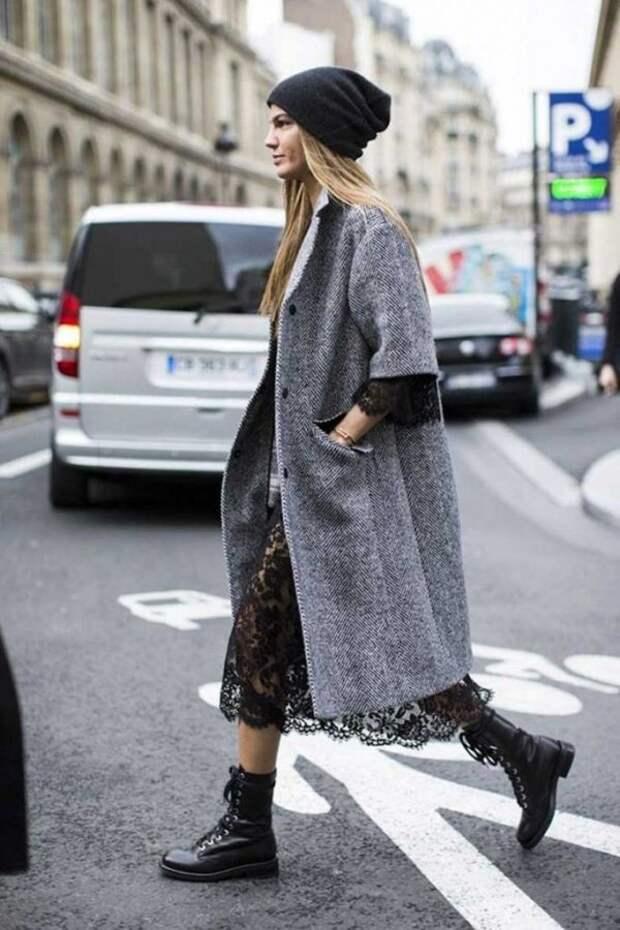 С какой обувью носить платья осенью 2020