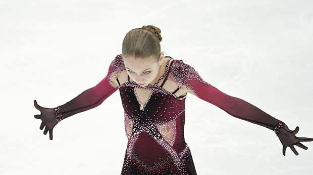 Тарасова: «Трусова стала лучше вращаться, лучше едет. Меня удивило ее попадание в музыку на дорожке»