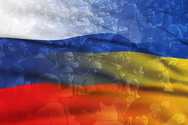 Построение национального государства: российский вариант против украинского