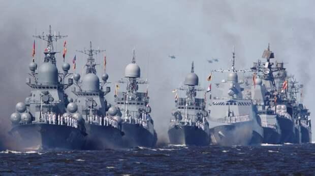 Кому не нравится сильная Россия: о параде ВМФ и либерал-негодяях