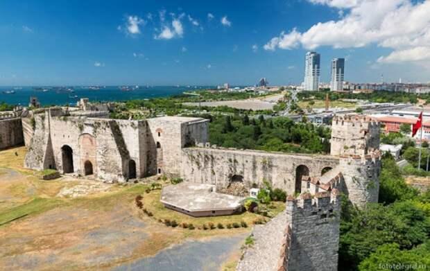 Столица 4 империй: ходим-бродим по Стамбулу
