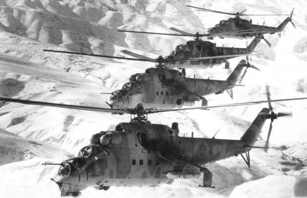 Зарубежные СМИ: боевой вертолет Ми-24 это «колесница дьявола»