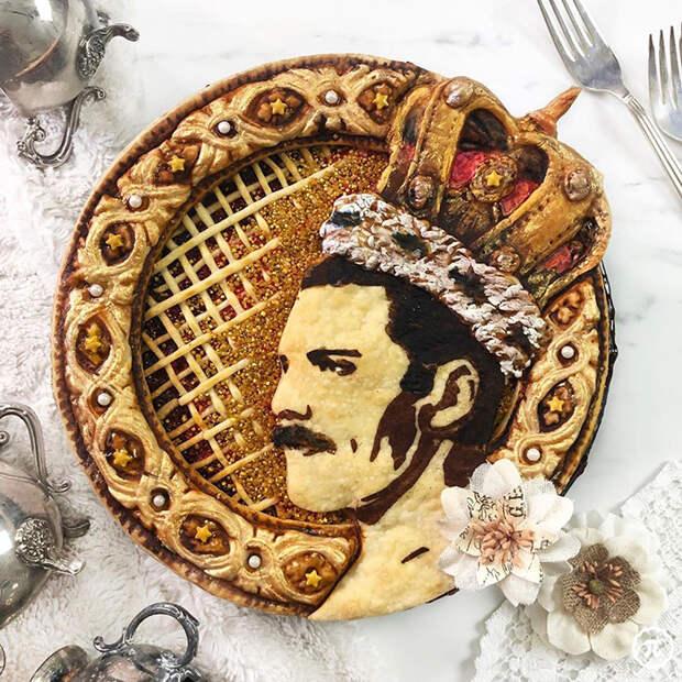 10 роскошных пирогов, которые заслуживают место в музее