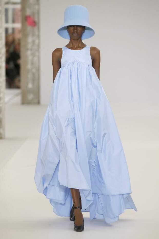 Выкройка платья парашют