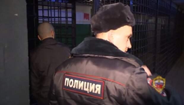 Полиция. Фото: пресс-служба УВД по ЮВАО