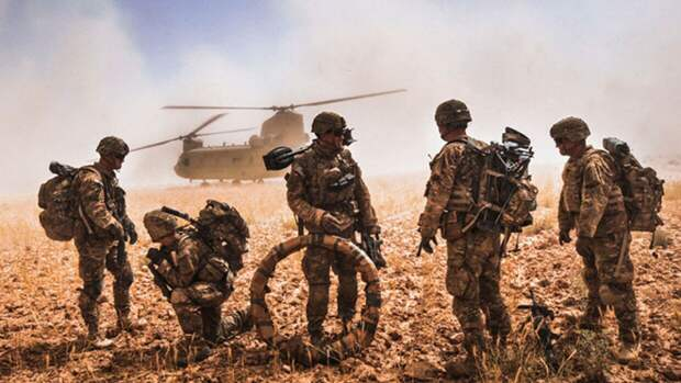 WSJ: Европа просит США притормозить с выводом войск из Афганистана