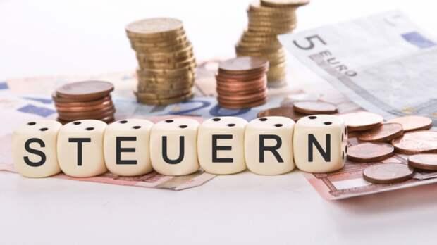 "Steuern по-немецки ""налоги"""