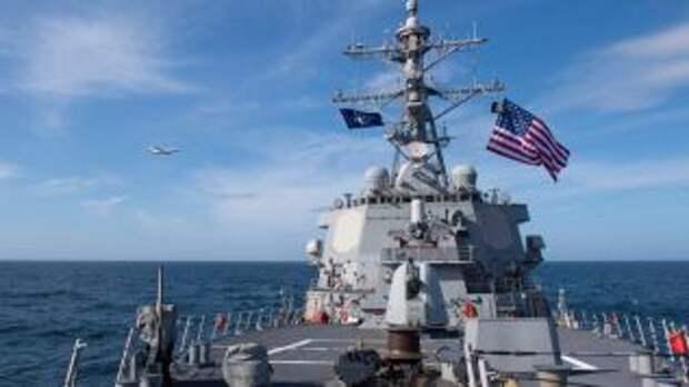 Украина разочарована - корабли США не войдут в Черное море