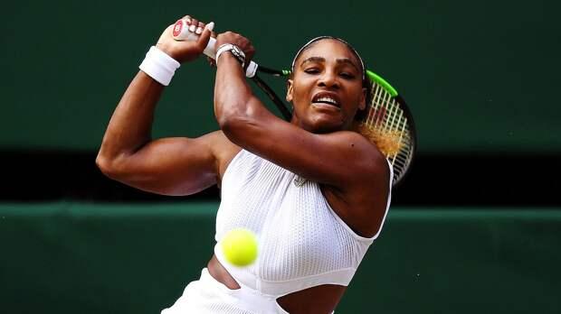 Серена Уильямс вышла в четвертьфинал турнира в Мельбурне