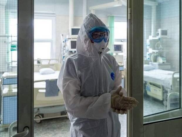Более 5800 новых случаев COVID-19 подтвердили в Москве