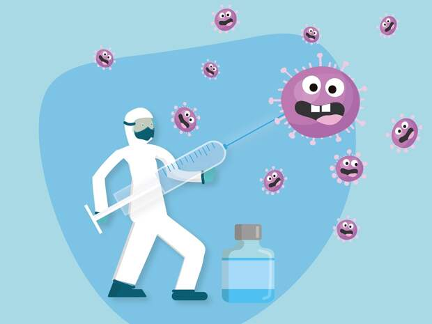 Первыми из иностранцев в России будут вакцинировать от ковида гастарбайтеров