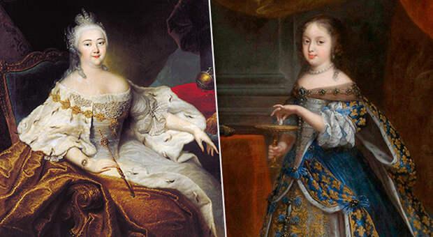 Принцессы— жертвы домогательств своих царственных отцов ибратьев