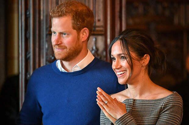 Меган Маркл появилась в документальном фильме своего мужа принца Гарри и Опры Уинфри о ментальном здоровье