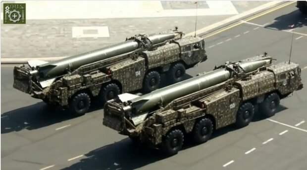 Когда будут задействованы ракетные монстры Армении - СС-1 Скад