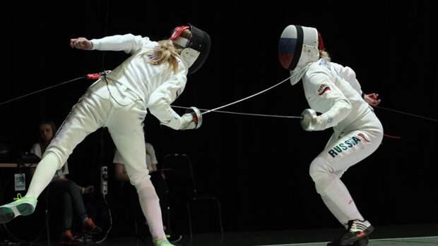 Российская фехтовальщица Муртазаева завоевала путевку в 1/16 финала Олимпиады