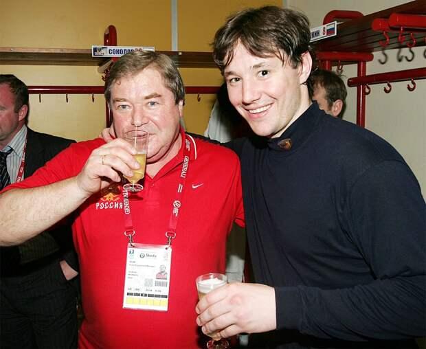 «Русские выпили всю водку!» Алкогольный скандал в сборной России: как Ковалева и Ковальчука обвинили в пьянстве