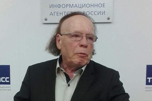Эдвард Радзинский: Историей с «Матильдой» власть развлекает себя