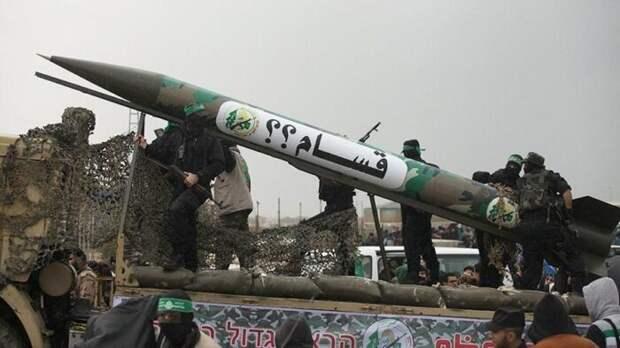 Jerusalem Post: палестинцы применили для обстрела Иерусалима новую ракету