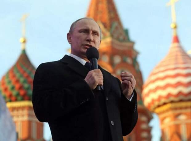 Хазин увидел сигнал в речи Путина: «Времени у США осталось очень мало»