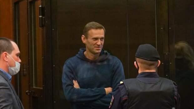 Навальному вернули статус «узника совести»